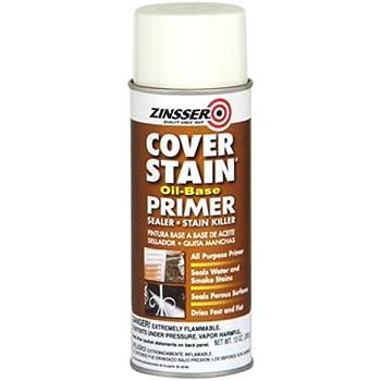 Oil Base Primer/Sealer Cover Stain 13 Oz.
