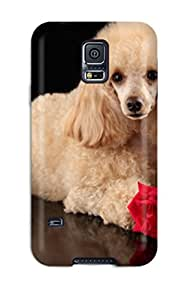 Galaxy Cover Case - Rose Animal Protective Case Compatibel With Galaxy S5