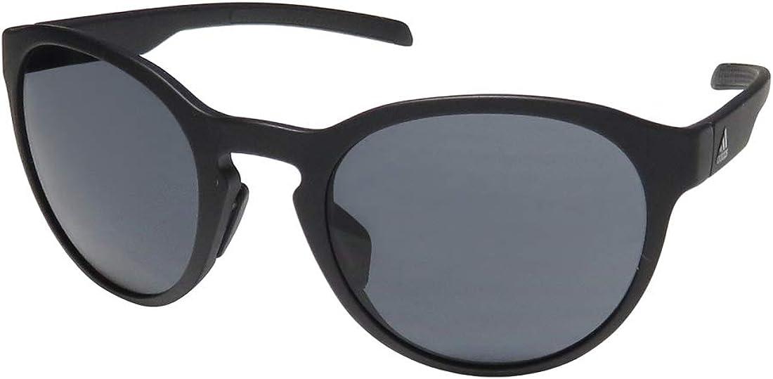 represa sensación natural  Amazon.com: adidas New PROSHIFT Sunglasses Black Matte Polarized: Clothing