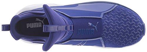 Puma Donna Feroce Maglia In Mesh Cross Trainer Blu Royal / Puma Bianco