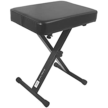 Amazon Com On Stage Kt7800 Plus Padded Keyboard Bench