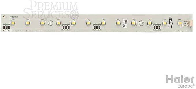 Pieza de repuesto original Haier: luces LED para nevera nevera ...