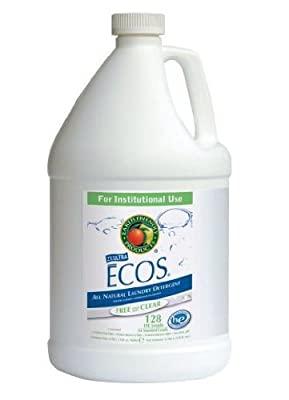 Ecos Liquid Laundry Detergent Free and Clear