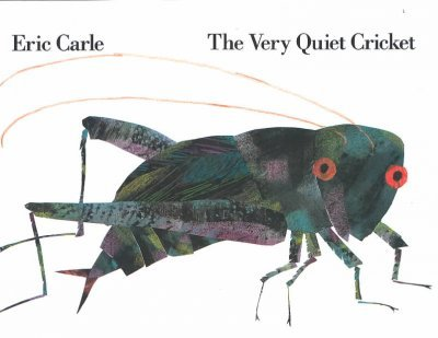 Very Quiet Cricket: A Multi-Sensory Book Very Quiet