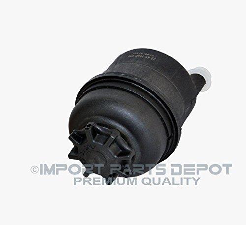 BMW Power Steering Fluid Reservoir Tank + Filter + Cap Premium Quality 32411097164 318 323 325 328 330 524td 525 528e 528i 528xi 530i 535i 540i 545i 550i 633CSi 645Ci 650i 735i 740i L7 M3 X3 X5 Z3 Z4