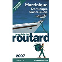 MARTINIQUE DOMINIQUE SAINTE-LUCIE 2007