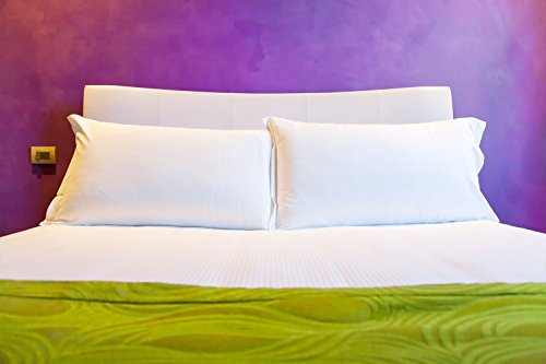 Traditional Pillow Easy Clean Medium : Live and Sleep - Resort Traditional Premium Quality Memory Foam Pillow - Medium Firm for Better ...