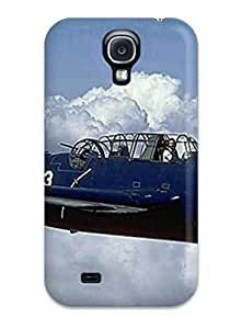 (ifbwZTh3537CnRGq)durable Protection Case Cover For Galaxy S4(grumman Tbm3e Avenger Tbme Man Made Aircraft)