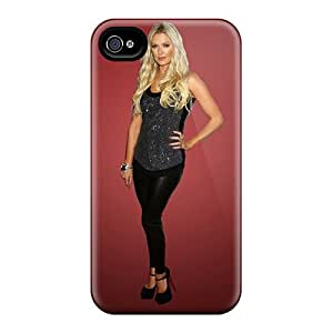 Iphone 4/4s Case Cover Skin : Premium High Quality Erika Jayne Case