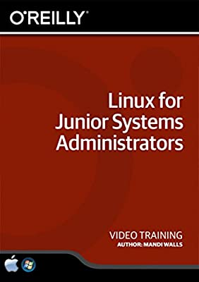 Linux for Junior Systems Administrators - Training DVD
