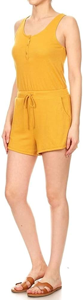 Womens Plus Size Shorts Poly Brush Soft and Stretchy with Waist Tie