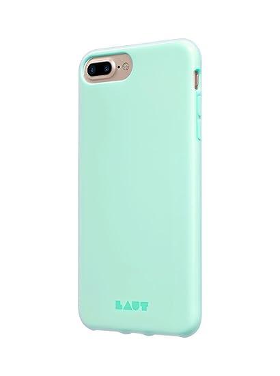 best service e3c56 94161 LAUT - HUEX PASTELS Soft Case For iPhone 8 Plus / iPhone 7 Plus & iPhone  6s/6 Plus (Spearmint)