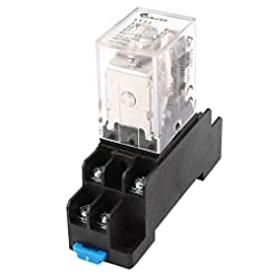 uxcell A14071800ux0297 35mm DIN Rail DPD...