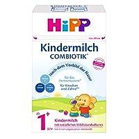 HiPP Kindermilch Combiotik Bio, ab 1+ Jahr, 4er Pack (4 x 600 g)
