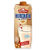 Mercader Whole Tigernut Drink Horchata Net.Wt 33.8 oz