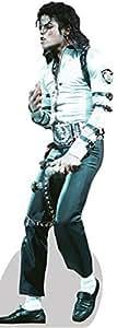 Michael Jackson Life Size Cutout