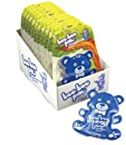 Fabrication Enterprises Boo-boo Pac cold pack - blue, Retail box of 10