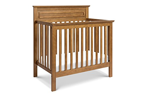 Davinci Autumn 2 in 1 Convertible Mini Crib, Chestnut