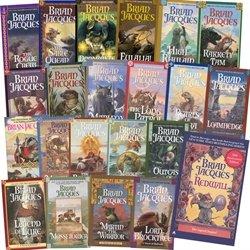 Redwall Book - Complete Redwall Series Set Bundle 22 Books