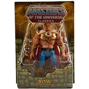 - HeMan Masters of the Universe Classics Exclusive Action Figure Bow