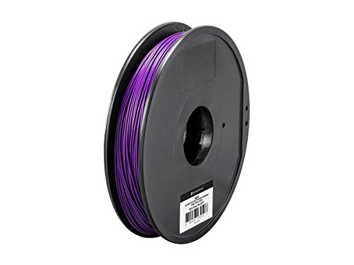 UPC 889028043196, Monoprice 116203 MP Select PLA Plus+ Premium 3D Filament, 0.5 kg, 1.75 mm, Purple
