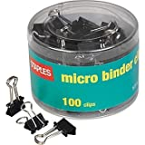 Staples Metal Binder Clips, Micro (15340)