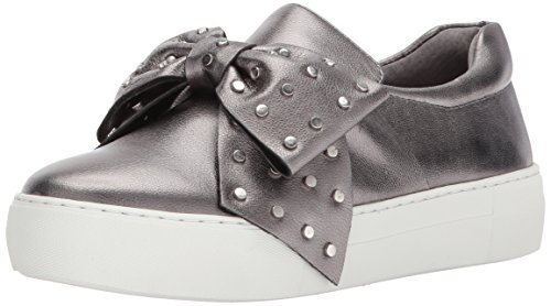 J Slides Women Alive Fashion Sneaker Pewter