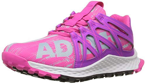 huge selection of bd79a 8f7d9 adidas Performance Girls  Vigor Bounce j Trail Runner, Ice Blue Shock  Purple Shock Pink, 3.5 M US Big Kid - Buy Online in Oman.   Shoes Products  in Oman ...