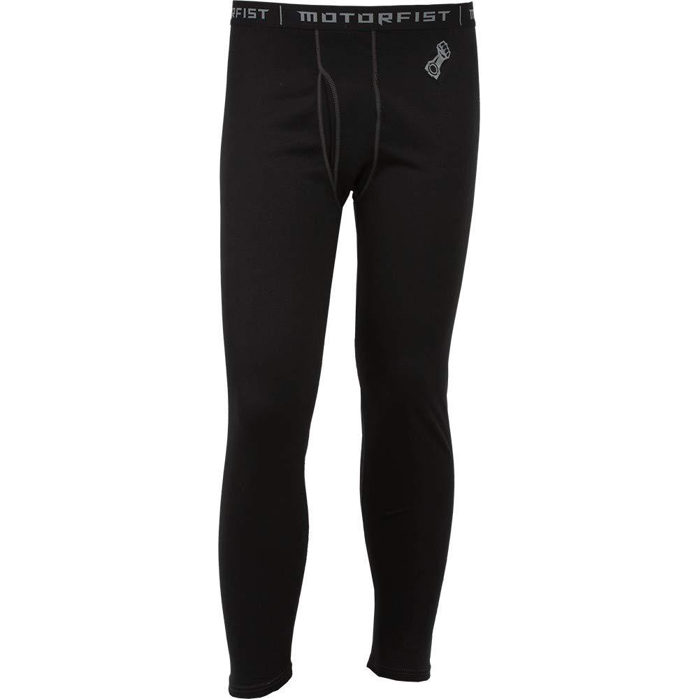 Motorfist Next 2 Skin Pants (Black, Medium)