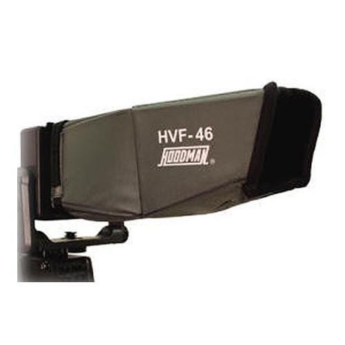 Hoodman Hood for 4 to 7'' Studio Viewfinders, on Broadcast & Studio Equipment