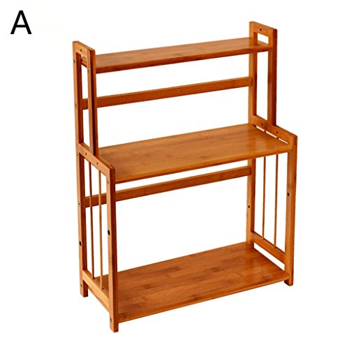(Rack Shelf Shelf Seasoning Rack Kitchen Shelf Landing Turret Anvil Plate Multifunction Spatula (Color : A))