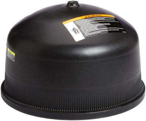 Pentair 59021700 Lid Assembly Tank Replacement Quantum RPM Black Polypropylene Pool and Spa Cartridge Filter