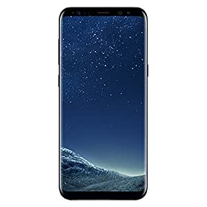 Samsung Galaxy S8+ G955U 64GB Unlocked GSM U.S. Version Phone w/ 12MP Camera - Midnight Black