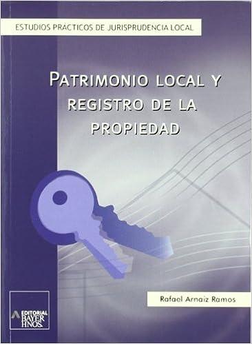 Patrimonio local y registro de la propiedad