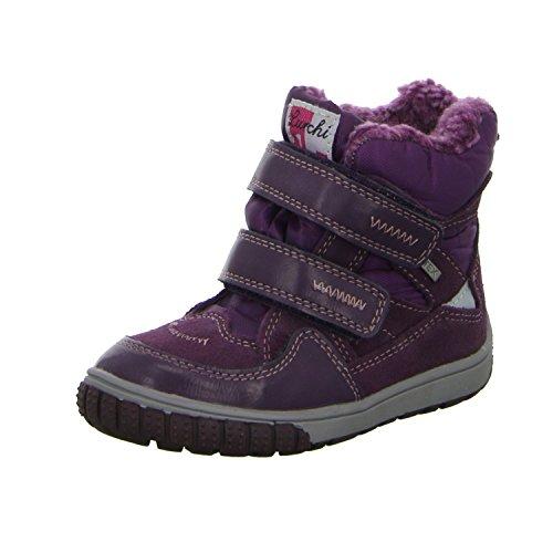 Lurchi Baby Jungen Jaufen-Tex Lauflernschuhe Purple
