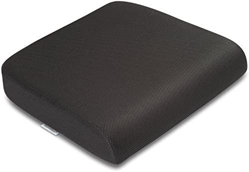 Amazon Com Travelmate Extra Large Memory Foam Seat Cushion