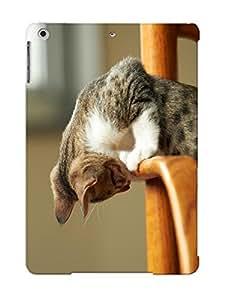 Defender Case For Ipad Air, Cat Kien Kiens Pattern