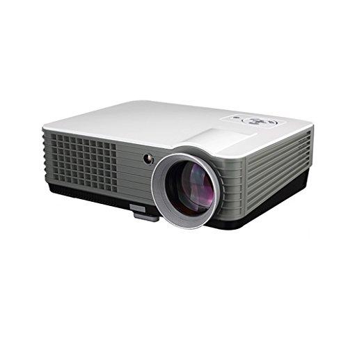 XU.YAN 3D WIFI Protable Projectors Full HD LED Home Video Beamer TV Projector