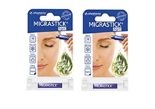 (Pack Of 2) MiGrastick | ARKOPHARMA