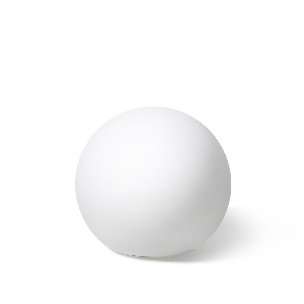 Velda 123635 boule lumineuse flottante solaire pour bassin de jardin, taille S diamètre 20 cm