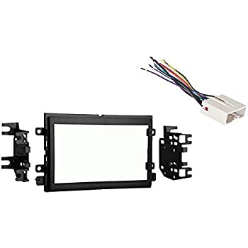 ford f 150 2004 2006 double din stereo dash. Black Bedroom Furniture Sets. Home Design Ideas