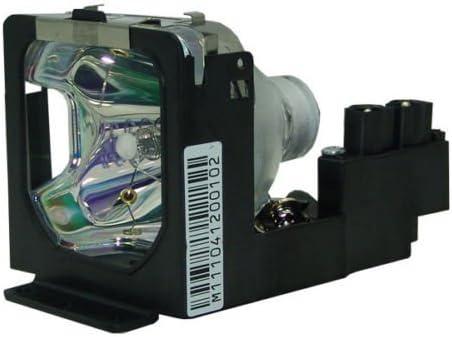 Brillante lámpara de proyección vivienda para Canon lv5100 ...