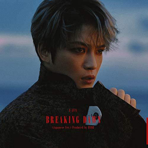 [2021년 3월 31일 발매 예정] 재중 - BREAKING DAWN (Japanese Ver.) Produced by HYDE (TYPE-B) (메가 자케 포함)