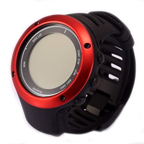 SUUNTO Ambit2 S Reloj con GPS Integrado, Unisex, Negro/Rojo: Amazon ...