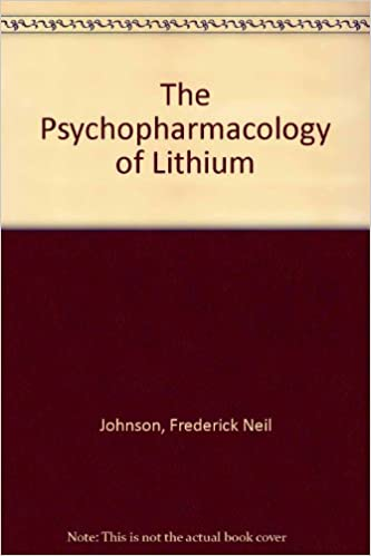 The Psychopharmacology of Lithium