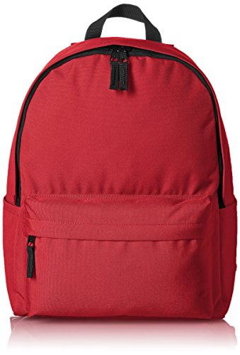 AmazonBasics Classic Backpack – Red