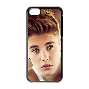 iPhone 5c Cell Phone Case Black Justin Bieber gmn