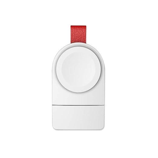 Edtara Cargador inalámbrico USB magnético para Apple Watch 4 ...