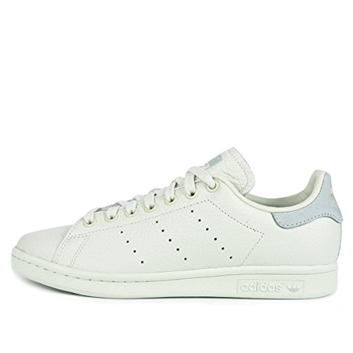 Linen Linen adidas Basso Collo Green a Uomo Stan Smith Sneaker Green Tactile Green qngzfq