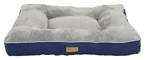 Dallas Club Chair - Dallas Co. WGT4232-230.3 Large Gusset Dog Bed, 42